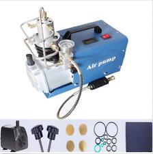 110V/220V High Pressure 30Mpa Electric Compressor Pump PCP Electric Air Pump A