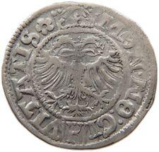 GERMAN STATES 1/2 BATZEN 1517 ? 7 ERROR KEMPTEN #a19 189