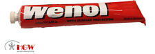 WENOL rot Metallpolitur 100ml, Made In Germany