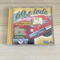 Vari _ 60 e Lode Vol. 4 _ CD Album _ 2007 Radio Italia _Mia Martini Mina Le Orme