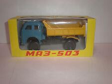 1/43 Russian dump truck MAZ-503 USSR / CCCP diecast model