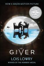 Giver Quartet: The Giver 1 by Lois Lowry (2014, Hardcover, Movie Tie-In)