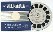 BODENSEE Germany 1955 Belgium-made ViewMaster Single Reel 1520