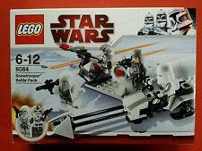 Lego STAR WARS Snow Trooper Battle Pack Réf 8084