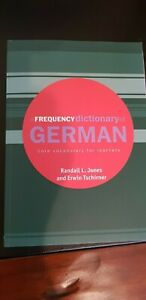 Frequency Dictionary, German