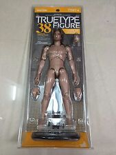 Hot Toys TTM 14 TrueType True Type Body Caucasian Narrow Shoulders Male NEW