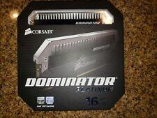 ✔✔ CORSAIR Dominator PLATINUM 16GB (2 x 8GB) DDR3 2400MHz ✔C10✔ PC3-19200