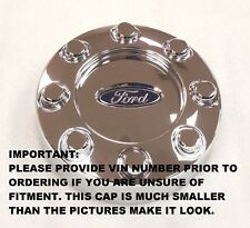 Ford F250 F350 Super Duty Chrome Wheel Cover Center Cap New OEM 5C3Z 1130 KA SRW