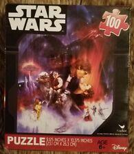 New Disney Star Wars 100 Pc Jigsaw Puzzle   SKU #226532