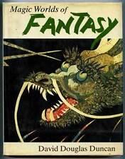 Magic Worlds of Fantasy - David Douglas 1978 - 1st ed.
