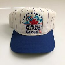 VTG TORONTO BLUE JAYS ALL STAR STARTER SNAPBACK CAP HAT SPORTS SPECIALTIES MLB