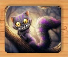 CAT FROM ALICE MOVIE MOUSE PAD lq38nd