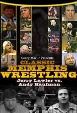 Memphis Wrestling Jerry Lawler vs Andy Kaufman DVD, WWE