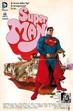 SUPERMAN # 46 VARIANT A - NEUE DC-UNIVERSUM - 777 Ex. - PANINI - 2016 - TOP
