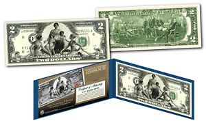 1890's EDUCATIONAL SERIES Neoclassical Designed NEW Legal Tender Modern $2 Bill