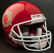 DOUG FLUTIE Edition NEW JERSEY GENERALS Riddell AUTHENTIC Football Helmet USFL