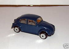 COX VW VOLKSWAGEN KAFER COCCINELLE BLEU FONCE 1/55
