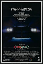 Christine - John Carpenter - A4 Laminated Mini Poster