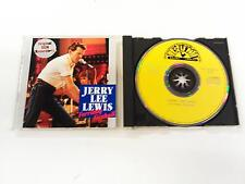 JERRY LEE LEWIS FERRIDAY FIREBALL CD 1986