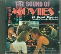 The Allen Toussaint Orchestra - Sound Of Movies 20 Great Themes Cd Eccellente