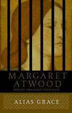 Alias Grace : A Novel by Margaret Atwood (1997, Trade Paperback)