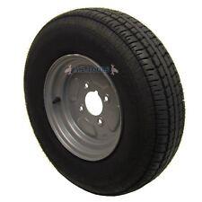 Roue et pneu de remorque 145 x 10pouce 8 plis 4poucepcd TRSP04