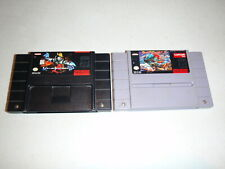 Super Nintendo SNES Killer Instinct Street Fighter 2 SNES Games