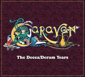 Caravan-The Decca / Deram Years (An Anthology) 1970 - 1975 CD NEU
