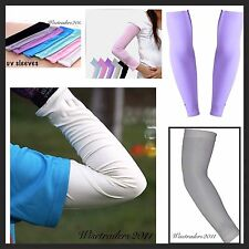 Unbranded Unisex Adults Cycling Arm and Leg Warmers