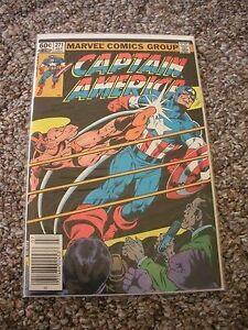 Captain America # 271 (July 1982) Marvel Comic VF/NM