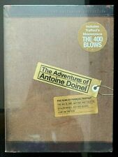 The Adventures Of Antoine Doinel (5 DVDs, Criterion) New! OOP, rare. Free ship.