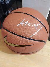Andrei Kirilenko Signed Nike Mini Basketball Nets Utah Jazz Russia COA