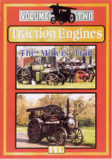 DVD:TRACTION ENGINES THE MILLERS T - NEW Region 2 UK 50