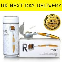 ZGTS Titanium Micro Needle Derma Roller Anti Ageing Acne Scar Wrinkle Treatment