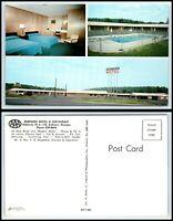 GEORGIA Postcard - Calhoun, Shepherd Motel & Restaurant L29