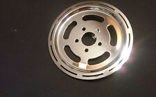 PULLEY COVER FOR HARLEY-DAVIDSON,CHROME