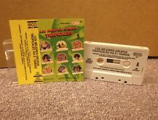 LOS MEJORES GRUPOS TROPICALES Volume 3 cassette tape Sonora Siguaray comp 1987