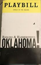 Rodgers & Hammerstein's Oklahoma! 2019 Broadway Playbill W Article On Show