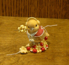 "The Heart of Christmas #6001379 BABY BIRD ""Best Nest Ever"", by Karen Hahn, NIB"