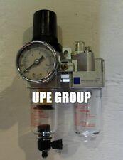 14 Pressure Regulator Filter Moisture Lubricator Oiler Compressed Air