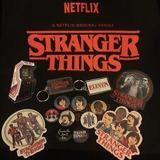 Stranger Things Topshop Topman Tote Promo Bag Netflix
