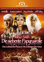 """Die siebente Papyrusrolle - Fernsehjuwelen DVD (Wilbur Smith/""""Glühender Himmel"""")"""
