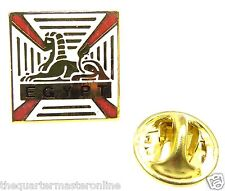 Gloucestershire, Berkshire And Wiltshire Regiment Lapel Pin Badge
