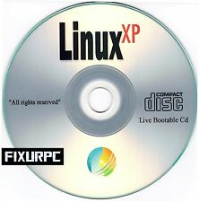 Linux XP, Replace Windows XP,Hundreds of Free Apps and Office Software included