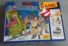 The Real Ghostbusters The Game board game 1989 Triotoys Paradigm Games
