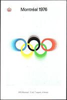 POSTCARD - GIOCHI OLIMPICI OLIMPIADI OLYMPIC GAMES MONTREAL 1976