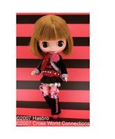 Spanky Pankey Petit Blythe CWC Collaboration Devil Robots doll figure From JAPAN