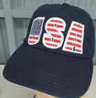 Patriotic USA Stars Stripes America Baseball Cap Hat Adjustable