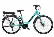 Bianchi E-CITY Long Island Bicicletta Elettrica - Nero Lucido (YPB7ZI2A)