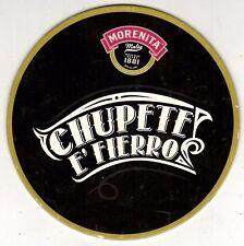 Chile Coaster Beer Morenita Chupete de FIerro